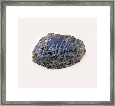 Labradorite Framed Print by Dorling Kindersley/uig