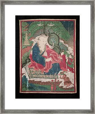 Ladakh, India Pre-17th Century Framed Print by Jaina Mishra