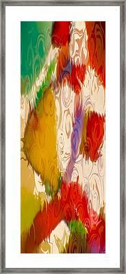 Lady Love II Framed Print by Omaste Witkowski