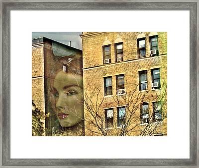 Lady Of The House Framed Print by Sarah Loft