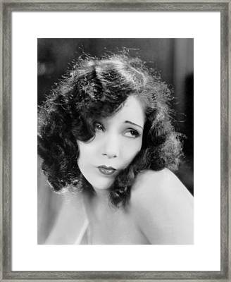 Lady Of The Pavements, Lupe Velez, 1929 Framed Print by Everett