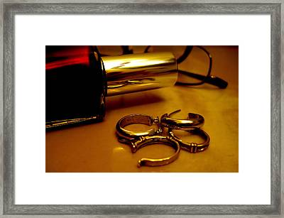 Lady's Night Framed Print by Gilbert Photography And Art