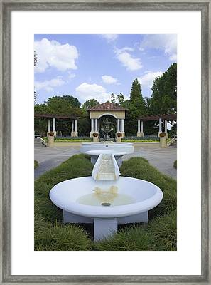 Lakeland's Hollis Framed Print by Laurie Perry