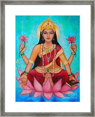 Lakshmi Framed Print by Dori Hartley