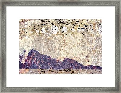Landfall Framed Print by Carol Leigh