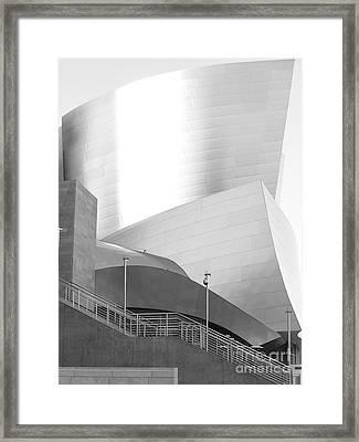 Landscape A10b Los Angeles Framed Print by Otri Park
