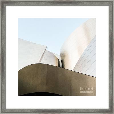 Landscape A10k Los Angeles Framed Print by Otri Park