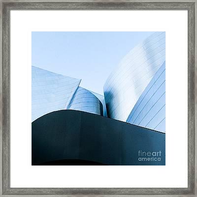 Landscape A10m Los Angeles Framed Print by Otri Park