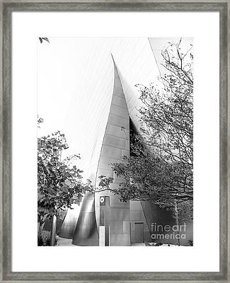 Landscape A10t Los Angeles Framed Print by Otri Park