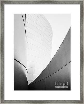 Landscape A10v Los Angeles Framed Print by Otri Park