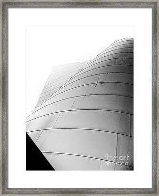 Landscape A20d Los Angeles Framed Print by Otri Park