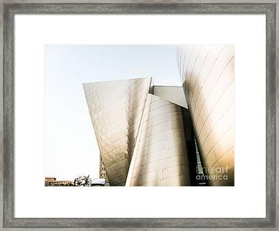 Landscape A20q Los Angeles Framed Print by Otri Park