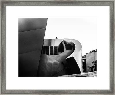 Landscape A40i Los Angeles Framed Print by Otri Park