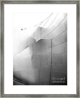 Landscape A50e Los Angeles Framed Print by Otri Park