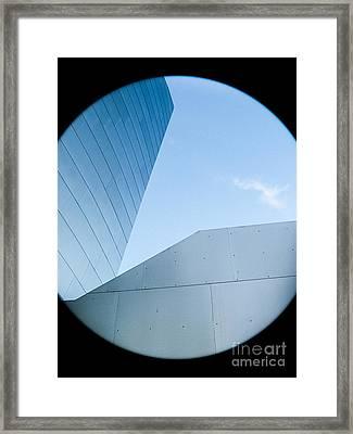 Landscape A50v Los Angeles Framed Print by Otri Park