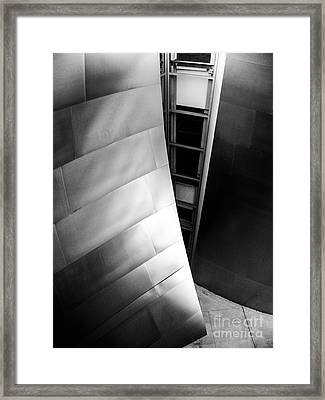 Landscape A70q Los Angeles Framed Print by Otri Park