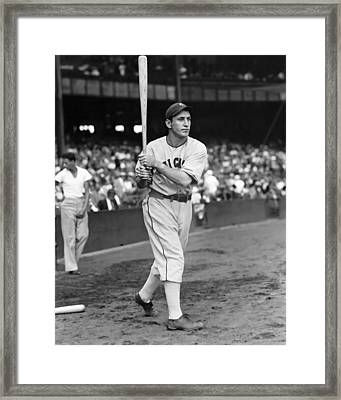 Larry Rosenthal Framed Print by Retro Images Archive