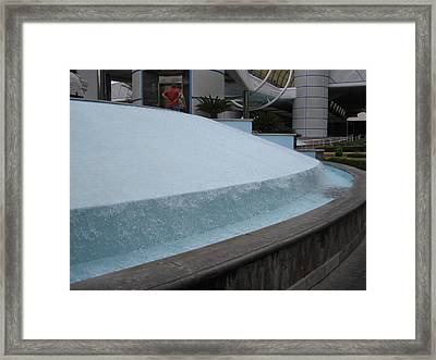 Las Vegas - Ballys Casino - 12122 Framed Print by DC Photographer