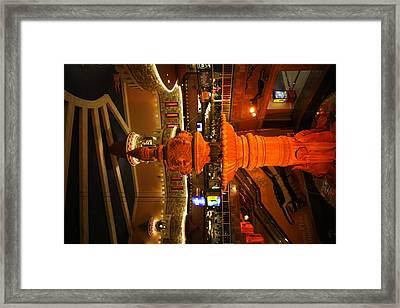 Las Vegas - Excalibur Casino - 12125 Framed Print by DC Photographer