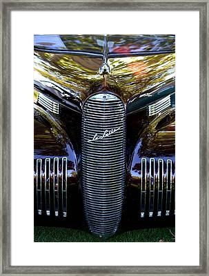 Lasalle Framed Print by Dean Ferreira