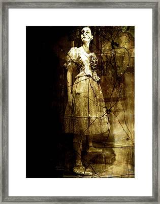 Last Dance Framed Print by Julie Palencia