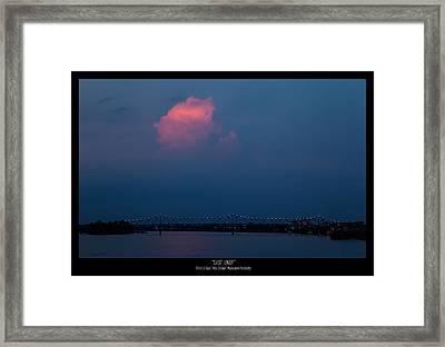 Last Light Framed Print by David Lester