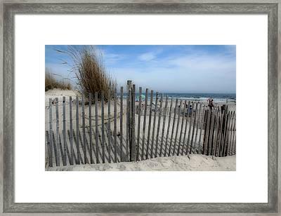 Last Summer Framed Print by Linda Sannuti