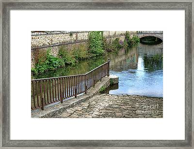 Launch Ago Framed Print by Olivier Le Queinec