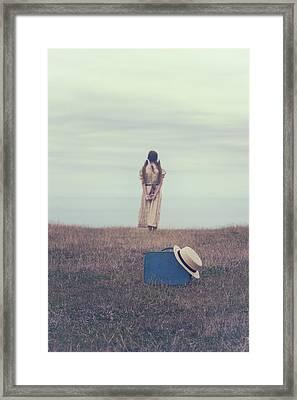Leaving The Past Behind Me Framed Print by Joana Kruse