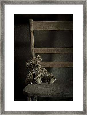 Left Behind Framed Print by Amy Weiss