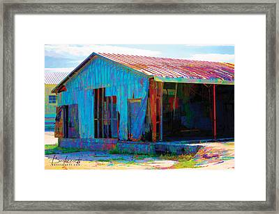 Left To Fly Framed Print by Robin Lewis