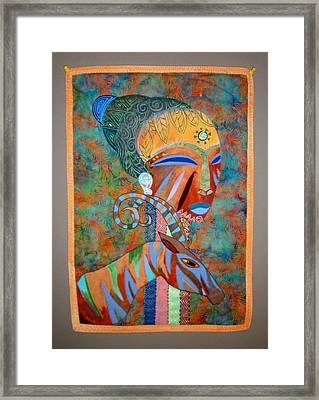 Legacy Framed Print by Linda Egland