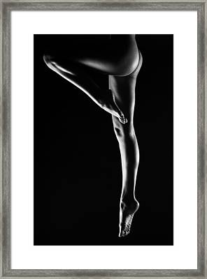 Legs Framed Print by Eivydas Timinskas