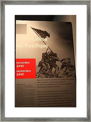 Les Invalides - Paris France - 011358 Framed Print by DC Photographer