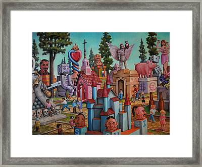 Lessons Framed Print by Henry David Potwin