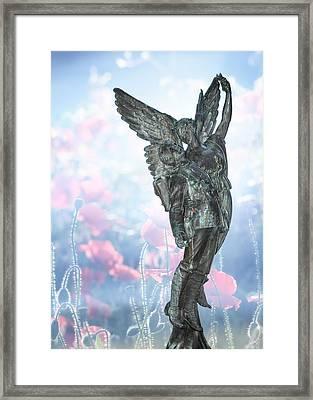 Lest We Forget Framed Print by Lisa Knechtel