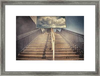 Lestnitsa Framed Print by Taylan Apukovska