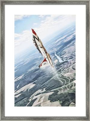 Let The Good Times Roll Framed Print by Peter Chilelli