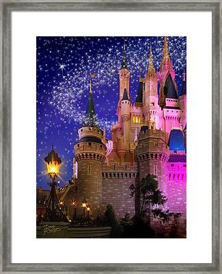 Let The Magic Begin Framed Print by Doug Kreuger
