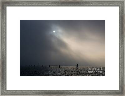 Let There Be Light Framed Print by Matteo Colombo