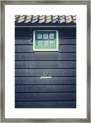 Letter Box Framed Print by Joana Kruse