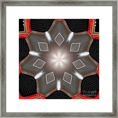 Lfa Star Framed Print by Alan Look
