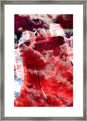 Liberty Bell 3.5 Framed Print by Stephen Stookey