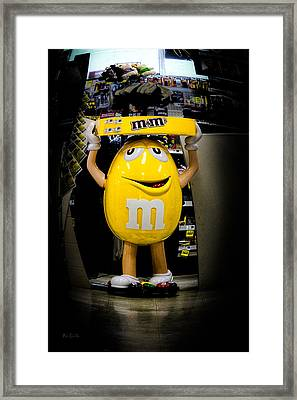 Life And Times Of Big M Framed Print by Bob Orsillo
