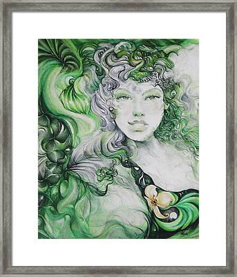 Life Anew Framed Print by NHowell