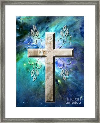 Life In Blue Framed Print by Phill Petrovic