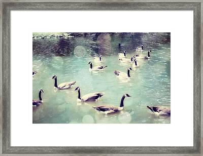Life Is But A Dream Framed Print by Amy Tyler