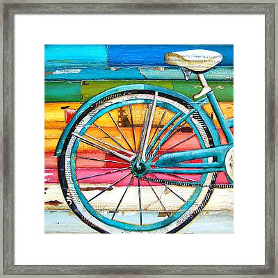 Lifecycles Framed Print by Danny Phillips