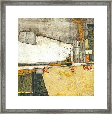 Life's Experiences  Framed Print by Laura  Lein-Svencner
