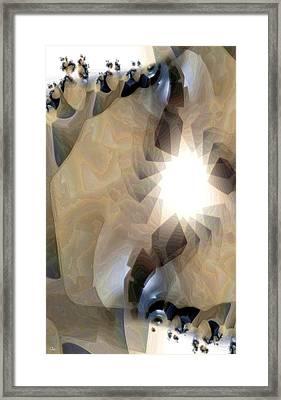 Light 2 Framed Print by Ron Bissett